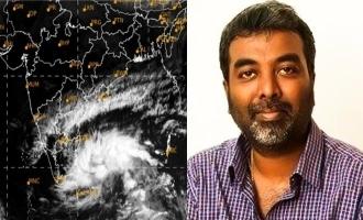 வங்கக்கடலில் நிவர் புயல்: சென்னை அருகே கரை கடக்குமா?