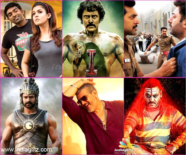 Top 10 Kollywood Grossers of 2015- Red carpet Analysis of Sreedhar Pillai