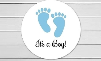 Popular Malayalam hero blessed with baby boy!