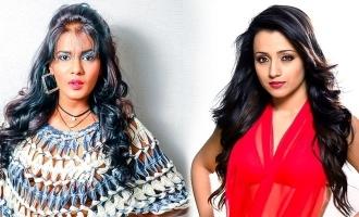 """Don't copy me, Grow up!"" - Meera Mitun gives strong warning to Trisha!"