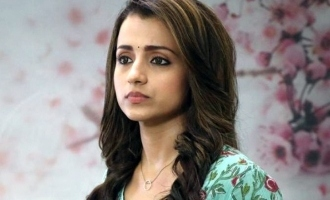 """Trisha must return her salary!"" strong warning from producer!"
