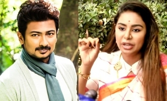 Breaking: Actress Sri Reddy opens on her Facebook post on Udhayanidhi Stalin!