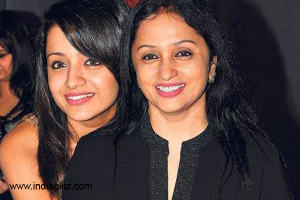 actress trisha hospitalized mother uma krishnan explains tamil