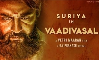 Is Suriya playing dual roles in Vetrimaaran's 'Vaadivaasal'?