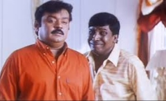 Vadivelu met Captain Vijayakanth and apologized tearfully?