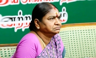 Breaking! Former ADMK MLA  B. Valarmathi tests positive for COVID 19