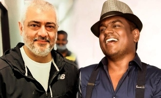Yuvan Shankar Raja gives an exciting update on Thala Ajith's Valimai!