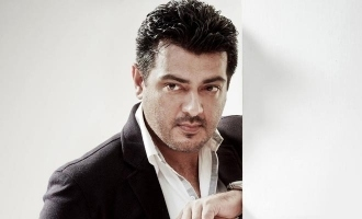 Exciting statement on Thala Ajith's Valimai from young actor!