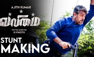 Exclusive Video! Bike stuntman Sai reveals about Thala Ajith's 'Valimai' action sequences