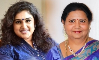 Vanitha's sharp reply to Kutty Padmini's advise about kids!