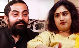 Yes, I was in a relationship with Robert: Vanitha explains