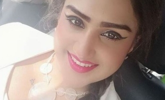 Vanitha Vijayakumar's near the neck tattoo leaves netizens dazed