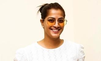 நடிகை வரலட்சுமி வெளியிட்ட கொரோனா தடுப்பூசி வீடியோ!