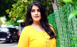 Varalaxmi Sarathkumar's heartfelt note on achieving milestone!