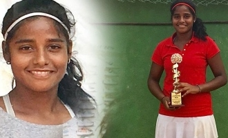 Chennai Woman tennis player arrested for kidnapping boyfriend!