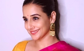 """I was labeled jinxed !"", says Vidya Balan."