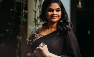 Vidyu Raman steals hearts with her new look photoshoot after engagement