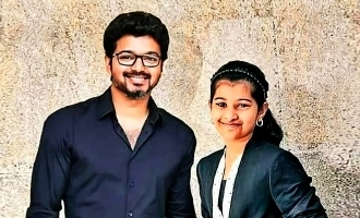 Thalapathy Vijay's daughter Divya Saasha's unseen pic with friends go viral