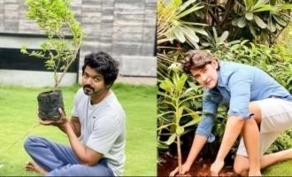 Thalapathy Vijay accepts Mahesh Babu's challenge in style