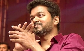 Vijay's young look from Master turns viral!