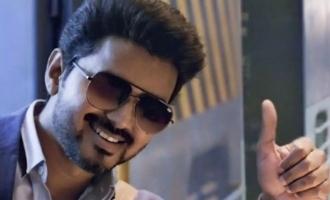 Thalapathy Vijay firms up three movies after 'Master'