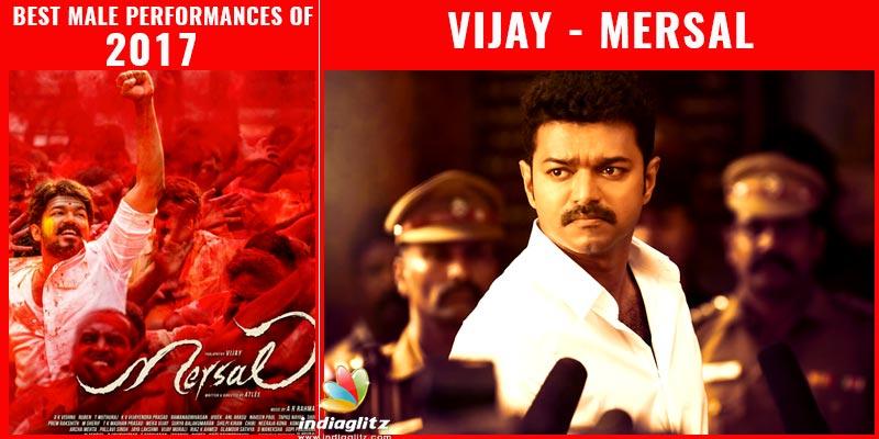 Vijay - Mersal