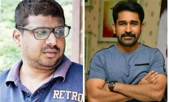 Vijay Antony and C.S. Amudhan team up for an exciting project