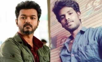 Going without seeing Thalapathy and his 'Master' - Fan Bala's last words before suicide