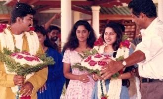 ஷாலினி அஜீத் முன்னணியில் கௌரவிக்கப்பட்ட விஜய்-சங்கீதா: வைரலாகும் புகைப்படங்கள்