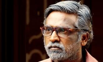 பிரபல காமெடி நடிகருக்கு அப்பாவாக நடிக்கின்றாரா விஜய்சேதுபதி?