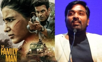Is Vijay Sethupathi joining the cast of The Family man 3?