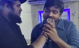 Thanks for bringing me back Rockstar - VJ Lokesh's emotional video with Vijay Sethupathi