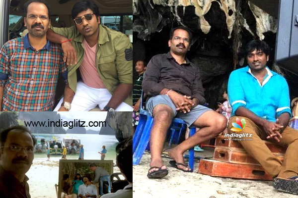 Vijay Sethupathi gets the chance only after 20 films