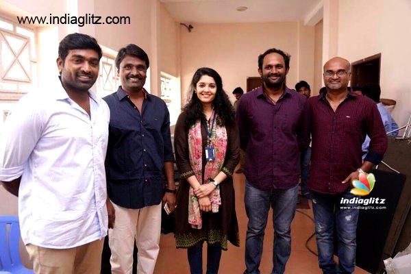 Today Pooja, Tomorrow Release for Vijay Sethupathi - Tamil