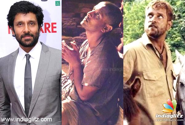 Vikram - 'Sethu' & 'Pithamagan'