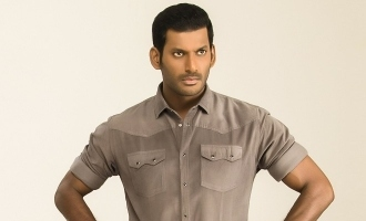 Is this the title of Vishal's next?