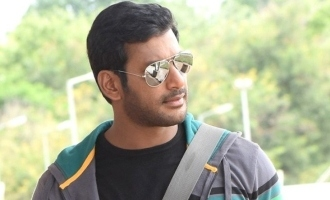 Indian 2 actress to pair with Vishal next!