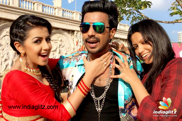 Vishnu Vishal is a Britisher - Telugu Movie News - IndiaGlitz com