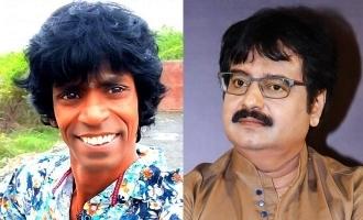 விவேக் செய்த கடைசி போன் கால்: நடிகர் கொட்டாச்சி உருக்கமான தகவல்!