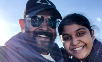 Venkat Prabhu's daughter's new song turns viral!