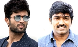 Vijay Sethupathi does it for Vijay Deverakonda!