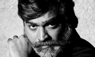 Vijay Sethupathi clarifies on controversial birthday celebration photo!