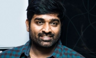 For the first time, this top comedian acts with Vijay Sethupathi!