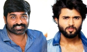 Vijay Sethupathi joins hands with Vijay Deverakonda!