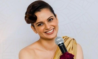 This heroine says she's glad that Kangana Ranaut blocked her!