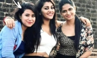 Yashika's tearful message from hospital after being informed of her close friend's death