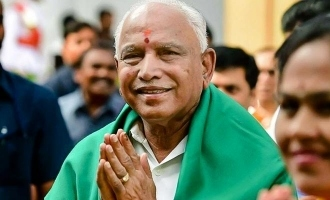 Karnataka CM Yeddyurappa tests positive for Coronavirus!