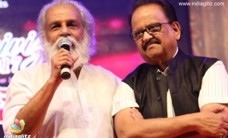 KJ Yesudas dejected for being unable to see SP Balasubrahmanyam one last time!