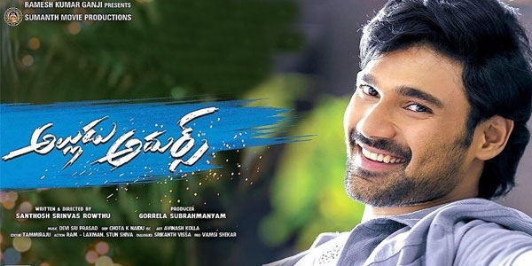 Alludu Adhurs Music Review