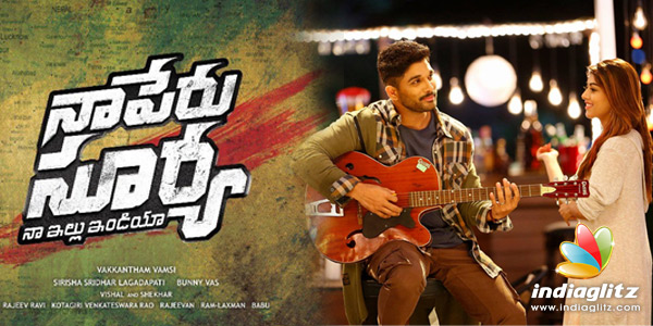 Naa Peru Surya Music Review